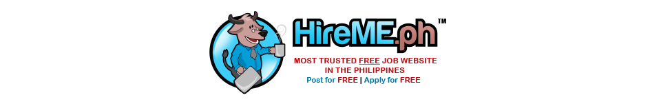 Official HireMe.ph Philippines Blog